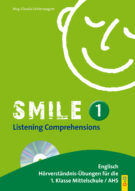Produktcover: Smile - Listening Comprehensions 1 mit CD