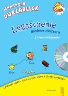 Produktcover: Legasthenie leichter meistern - 2. Klasse Volksschule mit CD