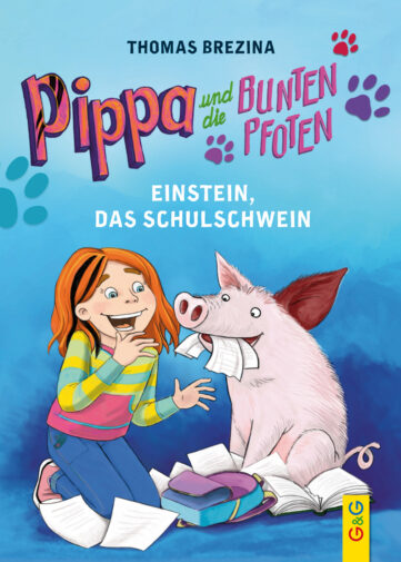 Produktcover: Pippa und die Bunten Pfoten - Einstein