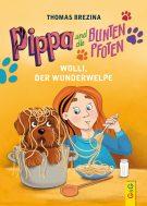 Produktcover: Pippa und die Bunten Pfoten - Wolli