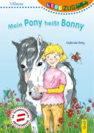 Produktcover: LESEZUG/1. Klasse: Mein Pony heißt Bonny
