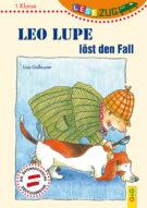 Produktcover: LESEZUG/1. Klasse: Leo Lupe löst den Fall