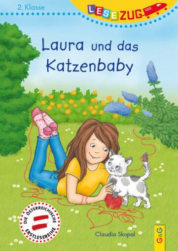 Produktcover: LESEZUG/2. Klasse: Laura und das Katzenbaby