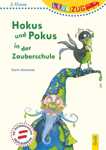 Produktcover: LESEZUG/2. Klasse: Hokus und Pokus in der Zauberschule