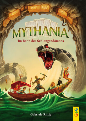 Produktcover: Mythania - Im Bann des Schlangendämons