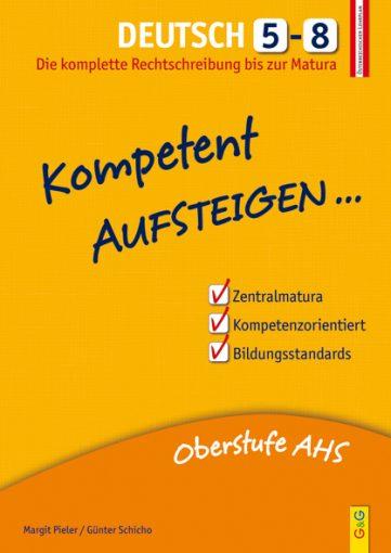 Produktcover: Kompetent Aufsteigen Deutsch 5 - 8