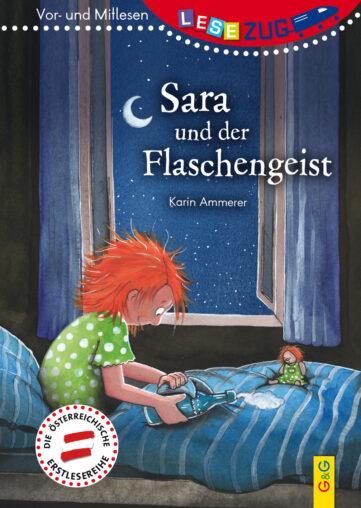 Produktcover: LESEZUG/Vor- und Mitlesen: Sara und der Flaschengeist