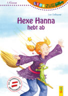 Produktcover: LESEZUG/1. Klasse: Hexe Hanna hebt ab