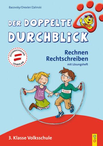 Produktcover: Der doppelte Durchblick - 3. Klasse Volksschule