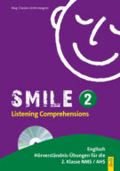 Produktcover: Smile - Listening Comprehensions 2 mit CD