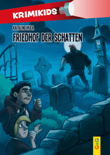 Produktcover: KrimiKids - Friedhof der Schatten