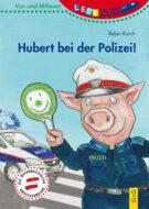 Produktcover: LESEZUG/Vor- und Mitlesen: Hubert bei der Polizei!