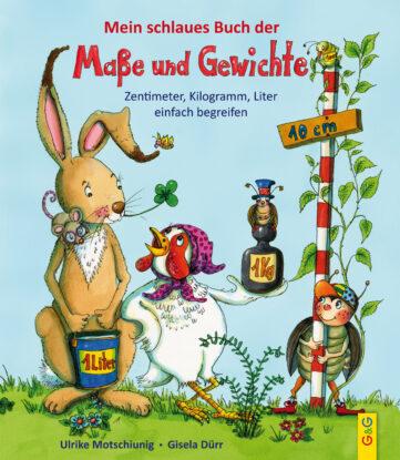 Produktcover: Mein schlaues Buch der Maße und Gewichte