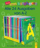Produktcover: Alle meine Buchstaben - Set von A-Z
