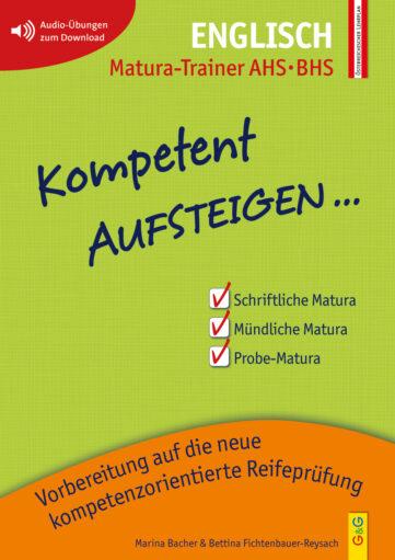 Produktcover: Kompetent Aufsteigen Englisch - Matura-Trainer AHS/BHS