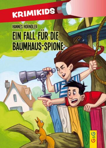 Produktcover: KrimiKids - Ein Fall für die Baumhaus-Spione
