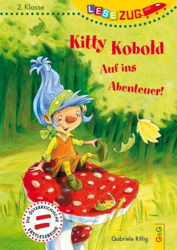 Produktcover: LESEZUG/2. Klasse: Kitty Kobold - Auf ins Abenteuer!