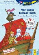 Produktcover: LESEZUG/1.-2. Klasse: Mein großes Erstlese-Buch - Gespenster