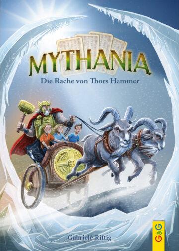 Produktcover: Mythania - Die Rache von Thors Hammer