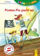 Produktcover: LESEZUG/3. Klasse: Piraten-Pia packt an