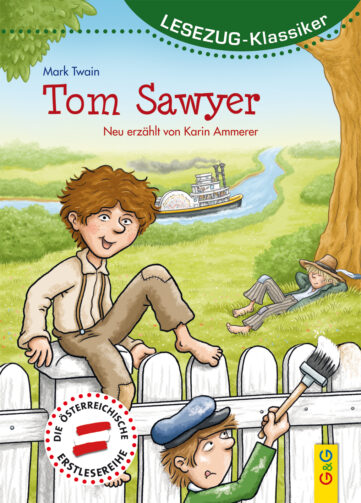 Produktcover: LESEZUG/Klassiker: Tom Sawyer