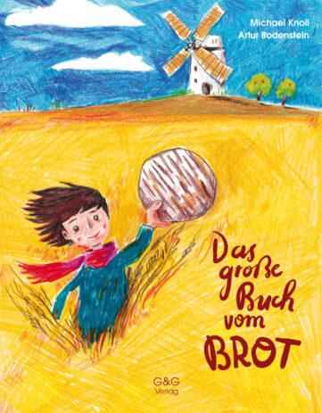 Produktcover: Das große Buch vom Brot