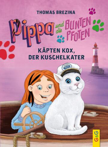 Produktcover: Pippa und die Bunten Pfoten - Käpten Kox