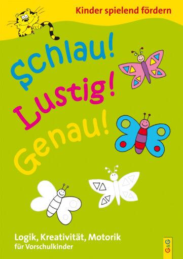 Produktcover: Schlau - Lustig - Genau / Vorschule