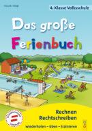 Produktcover: Das große Ferienbuch - 4. Klasse Volksschule