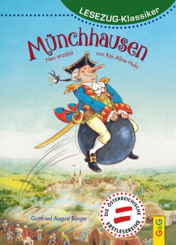 Produktcover: LESEZUG/Klassiker: Münchhausen