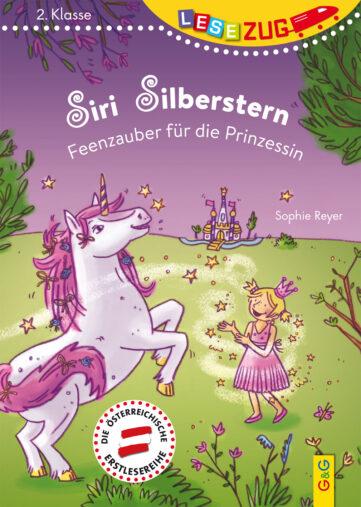 Produktcover: LESEZUG/2. Klasse: Siri Silberstern - Feenzauber für die Prinzessin