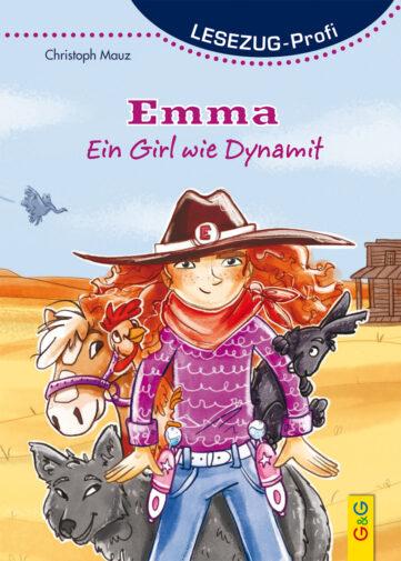 Produktcover: LESEZUG/Profi: Emma - Ein Girl wie Dynamit