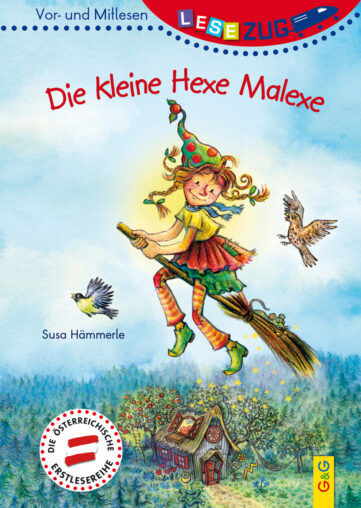 Produktcover: LESEZUG/Vor- und Mitlesen: Die kleine Hexe Malexe