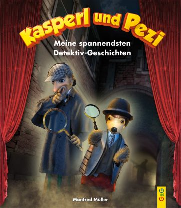 Produktcover: Kasperl und Pezi - Meine spannendsten Detektiv-Geschichten