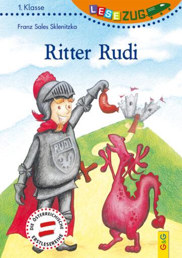 Produktcover: LESEZUG/1. Klasse: Ritter Rudi