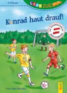 Produktcover: LESEZUG/3. Klasse: Konrad haut drauf!