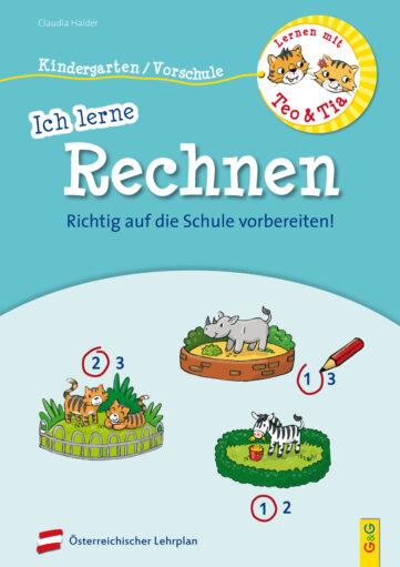 Produktcover: Lernen mit Teo und Tia – Ich lerne Rechnen – Kindergarten/Vorschule