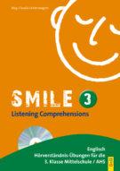 Produktcover: Smile - Listening Comprehensions 3 mit CD