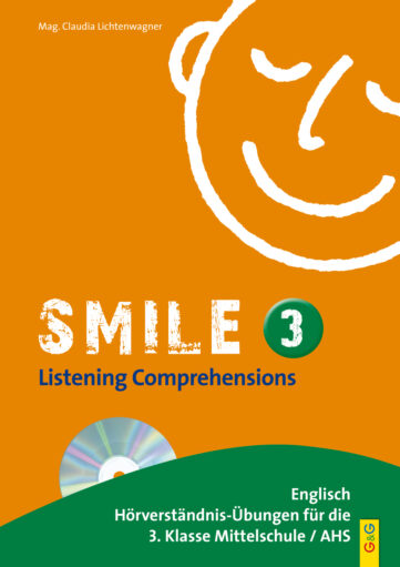 Produktcover: Smile - Listening Comprehensions 3 mit CD