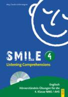 Produktcover: Smile - Listening Comprehensions 4 mit CD