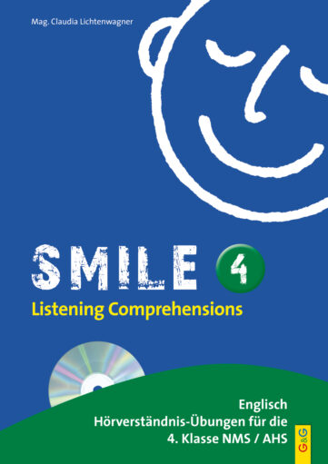 Produktcover: Smile - Listening Comprehensions 4 mit CD