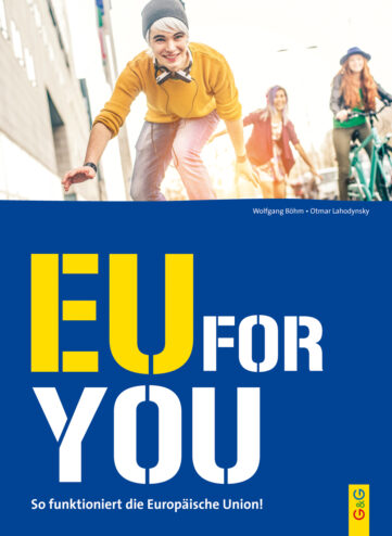 Produktcover: EU for you!