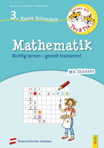 Produktcover: Lernen mit Teo und Tia Mathematik – 3. Klasse Volksschule