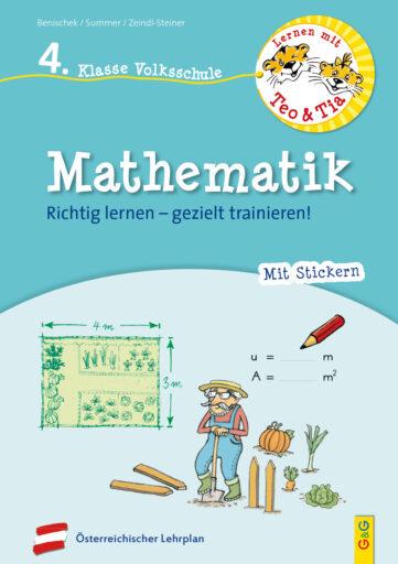 Produktcover: Lernen mit Teo und Tia Mathematik – 4. Klasse Volksschule