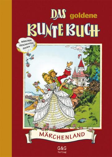 Produktcover: Das goldene bunte Buch