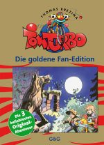 Produktcover: Tom Turbo: Die goldene Fan-Edition