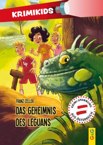 Produktcover: KrimiKids - Das Geheimnis des Leguans