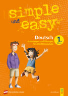 Produktcover: simple und easy Deutsch 1