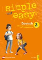 Produktcover: simple und easy Deutsch 2