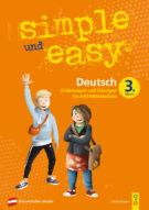Produktcover: simple und easy Deutsch 3